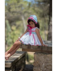 BABY GIRL ALADIN DRESS SANCHEZ DE LA VEGA
