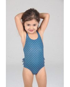 GIRLS STARS SWIMSUIT LUCA BYNN