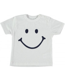 CHILDREN SMILE T-SHIRT LUCA BYNN