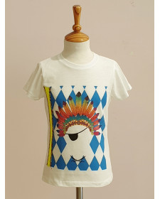 BOY FRIDO T-SHIRT LUNARES EN MAYO