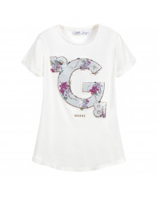 GIRL T-SHIRT GUESS