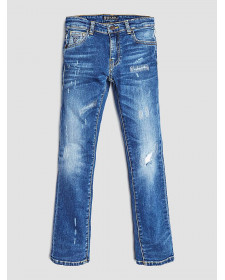 BOY SKINNY JEANS GUESS