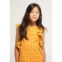 GIRL MOUSTACHE DRESS BOBOLI