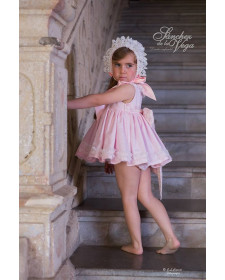 BABY GIRL EL PRINCIPITO DRESS WITHOUT HAT