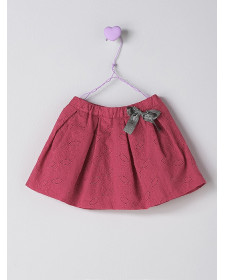 GIRLS RED SKIRT NANOS