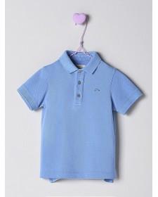 BOYS BLUE T-SHIRT NANOS