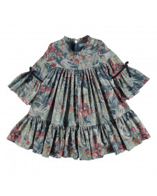 GIRL VIELLA DRESS ABEL AND LULA
