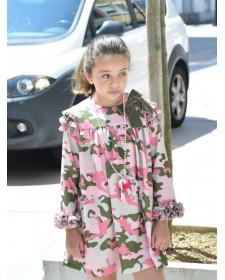 GIRLS DRESS MON PETIT BOMBON