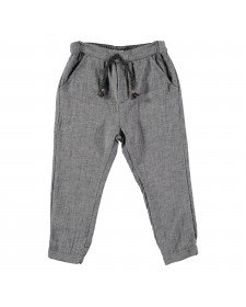 BOY FRAN DOUBLE FACE PANT BUHO