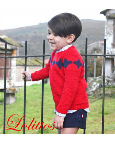 BOY SWEATER LOLITTOS CACHEMIR
