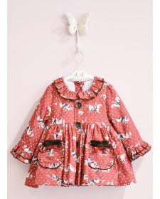 BABY GIRL DRESS BABIECA LOLITTOS