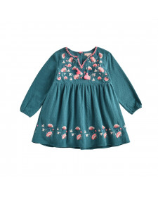GIRL DRESS CUZCO LOUISE MISHA