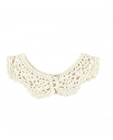 GIRL CROCHET COLLAR TOCOTO VINTAGE