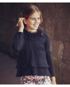 GIRL SHORTS AND SWEATER LA MARTINICA FLORENCIA