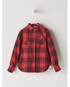 BOY SHIRT RED NANOS