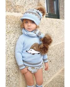 BABY BOY 2 PIECES LOLITTOS ESPINETE