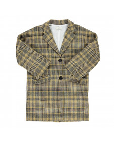GIRL TWEED OVERCOAT PIUPIUCHICK