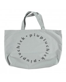 UNISEX OVERSIZED GREY BAG PIUPIUCHICK