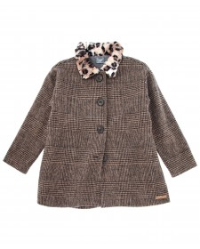 CHECKERED COAT TOCOTO VINTAGE