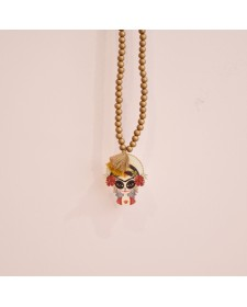 GIRL FRIDA NECKLACE LUNARES EN MAYO