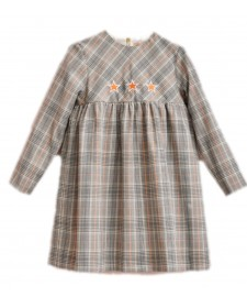 GIRL GALES DRESS LUNARES EN MAYO
