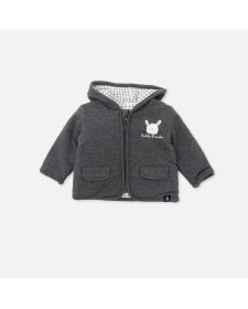 BABIES GREY COAT TUTO PICCOLO