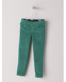 BOY GREEN TROUSERS NANOS