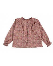 GIRL LIBERTY BLOUSE THE NEW SOCIETY