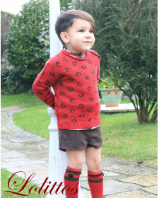BOY SWEATER LOLITTOS BABIECA