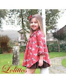 GIRLS DRESS LOLITTOS BABIECA