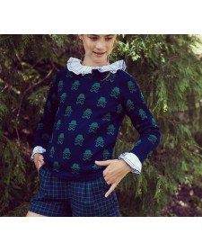 BOY SWEATER LA MARTINICA MENTA