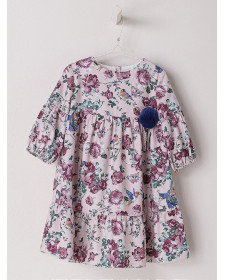 GIRL PINK DRESS NANOS