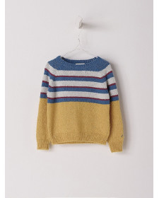 BOY MOUSTACHE SWEATER NANOS