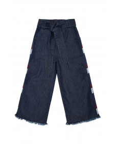 PANTALÓN DE NIÑA THE NEW SOCIETY DENIM
