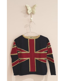 GIRL BUCKINHAM SWEATER LA MARTINICA