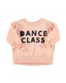 SWEATSHIRT CORAL DANCE CLASS PIUPIUCHICK