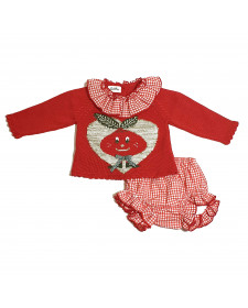 BABY GIRL 2 PIECES LOLITTOS CLEMENTINA
