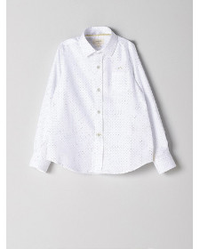 BOY WHITE SHIRT
