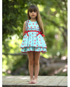 GIRL DRESS TOAD DIVERDRESS