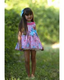 GIRL DRESS ROSALINA DIVERDRESS