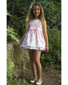 GIRL DRESS DIVERDRESS ROSE