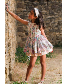 GIRLS DRESS SANCHEZ DE LA VEGA EMILIA