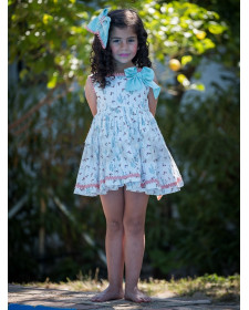 GIRLS DRESS SANCHEZ DE LA VEGA CAMILA