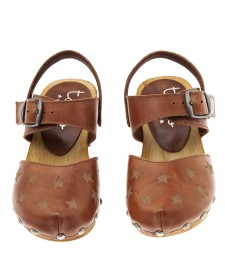 GIRLS BROWN SHOES TOCOTO VINTAGE