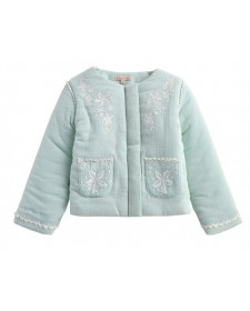 Girls Jacket Soluta Almond Louise Misha
