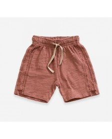 BOY COTTON SHORTS PLAY UP