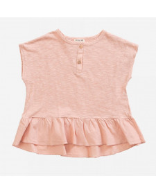 GIRL PINK T-SHIRT PLAY UP