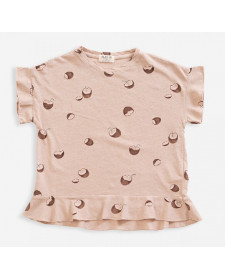 GIRL COCONUTS T-SHIRT PLAY UP