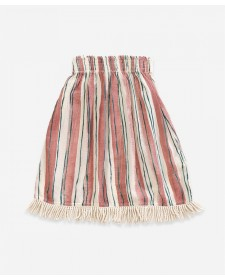 GIRL STRIPES SKIRT PLAY UP
