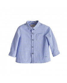 BOY BLUE STRIPES SHIRT NANOS
